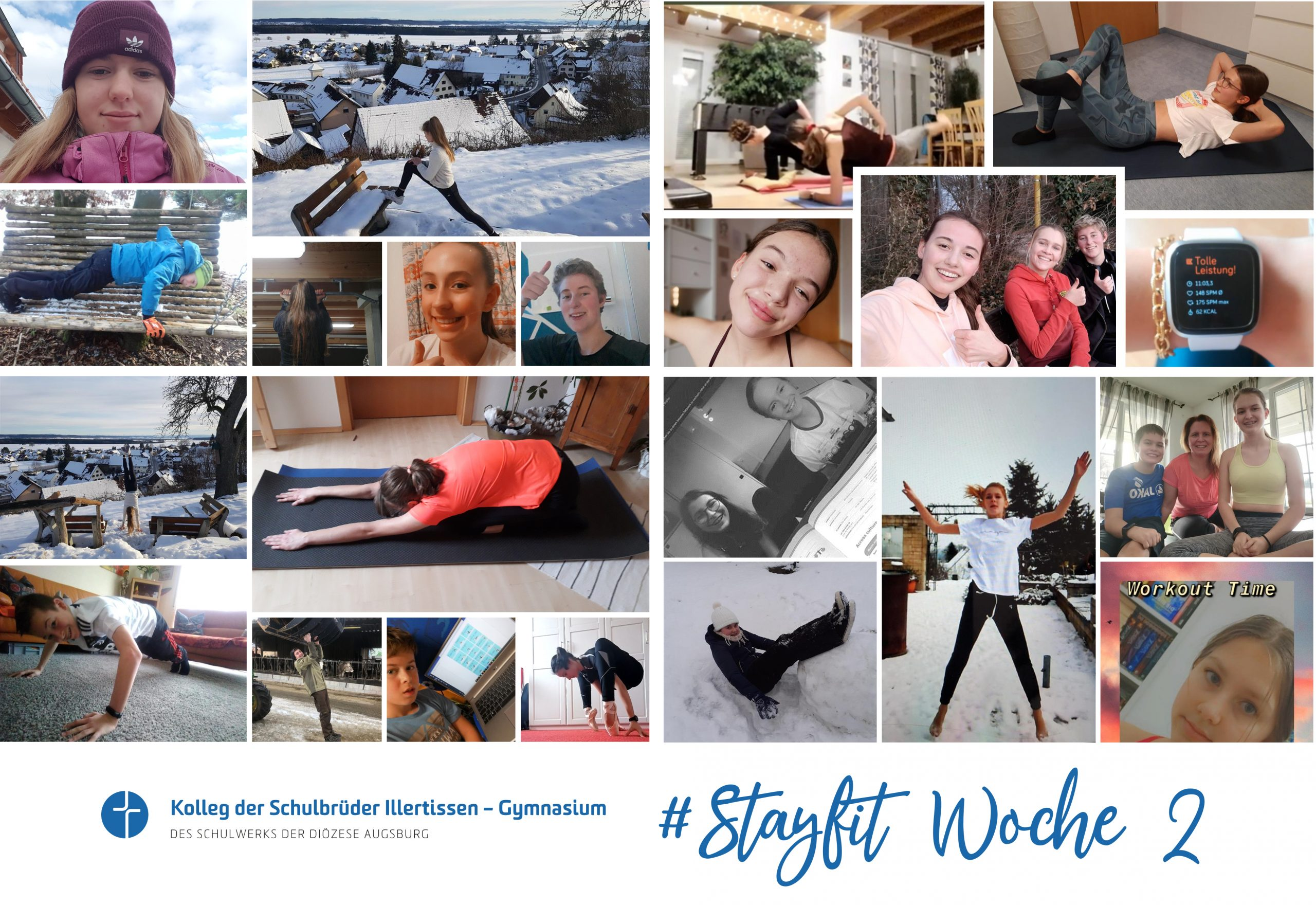 #stayfit Woche 2