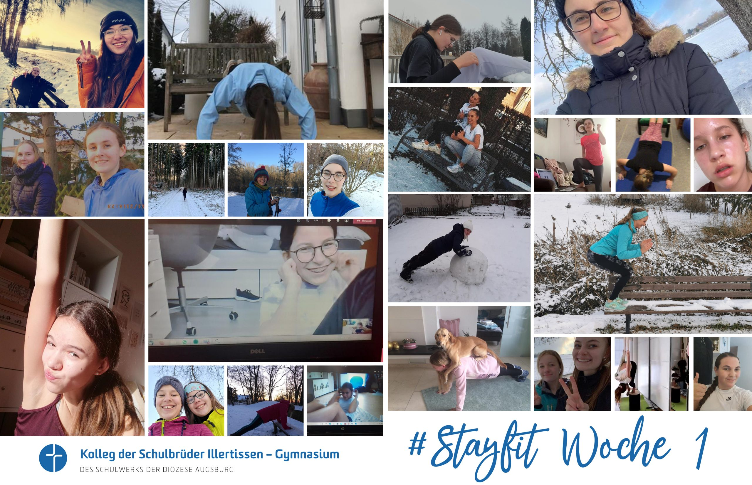 #stayfit Woche 1
