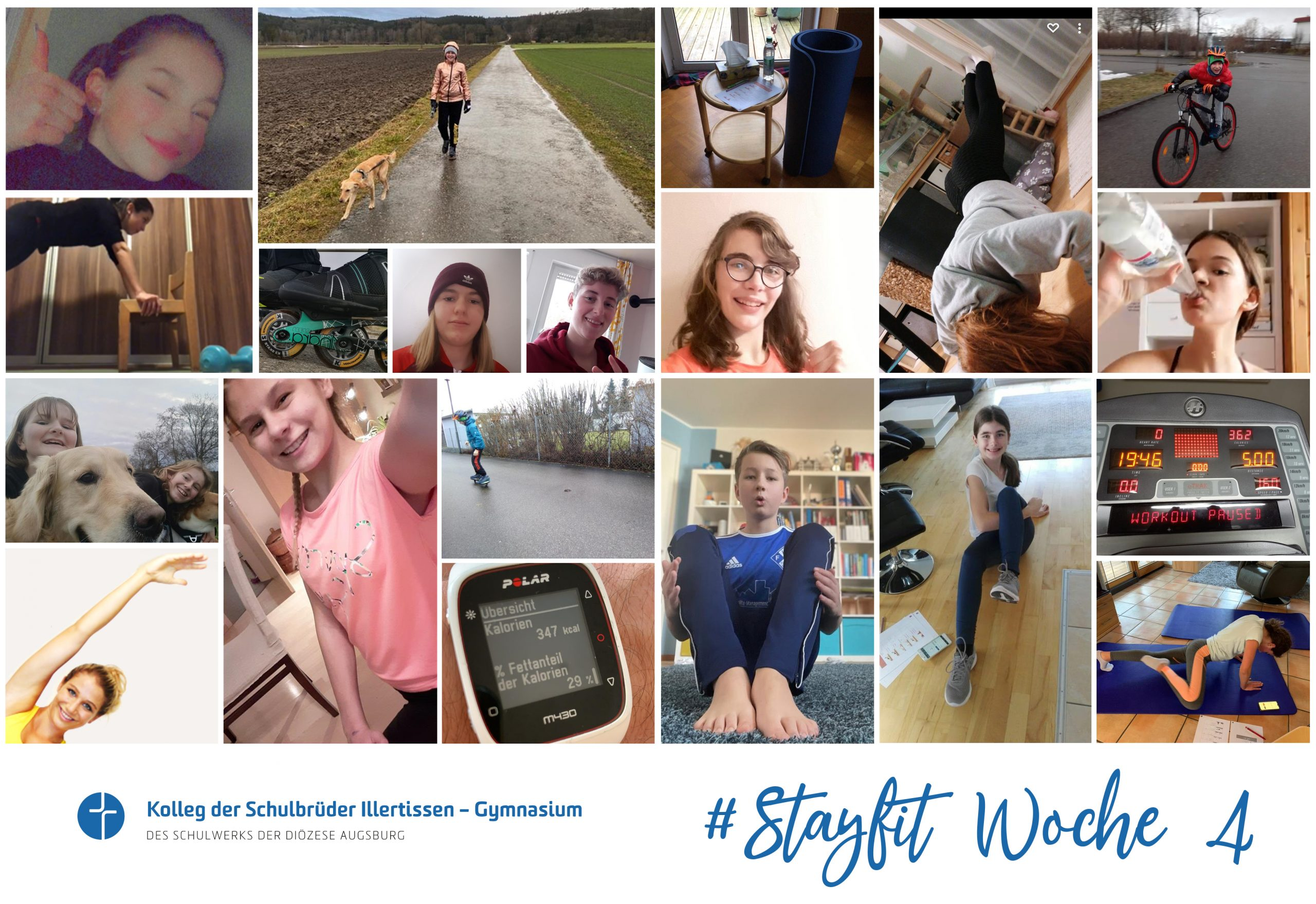 #stayfit Woche 4