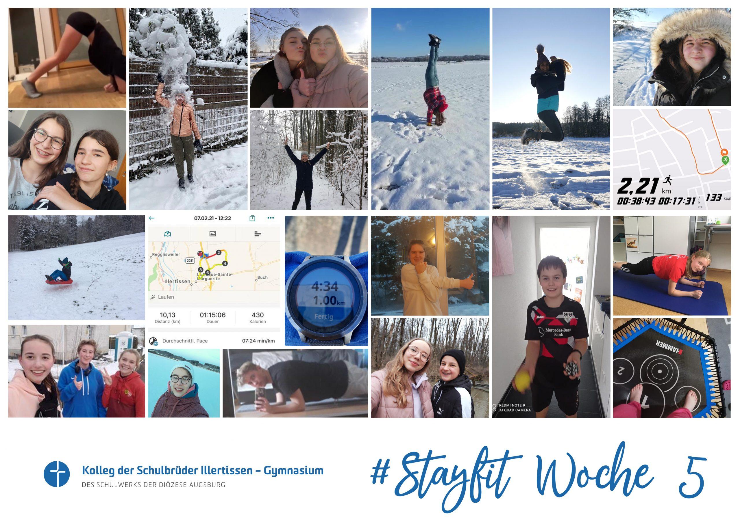#stayfit Woche 5
