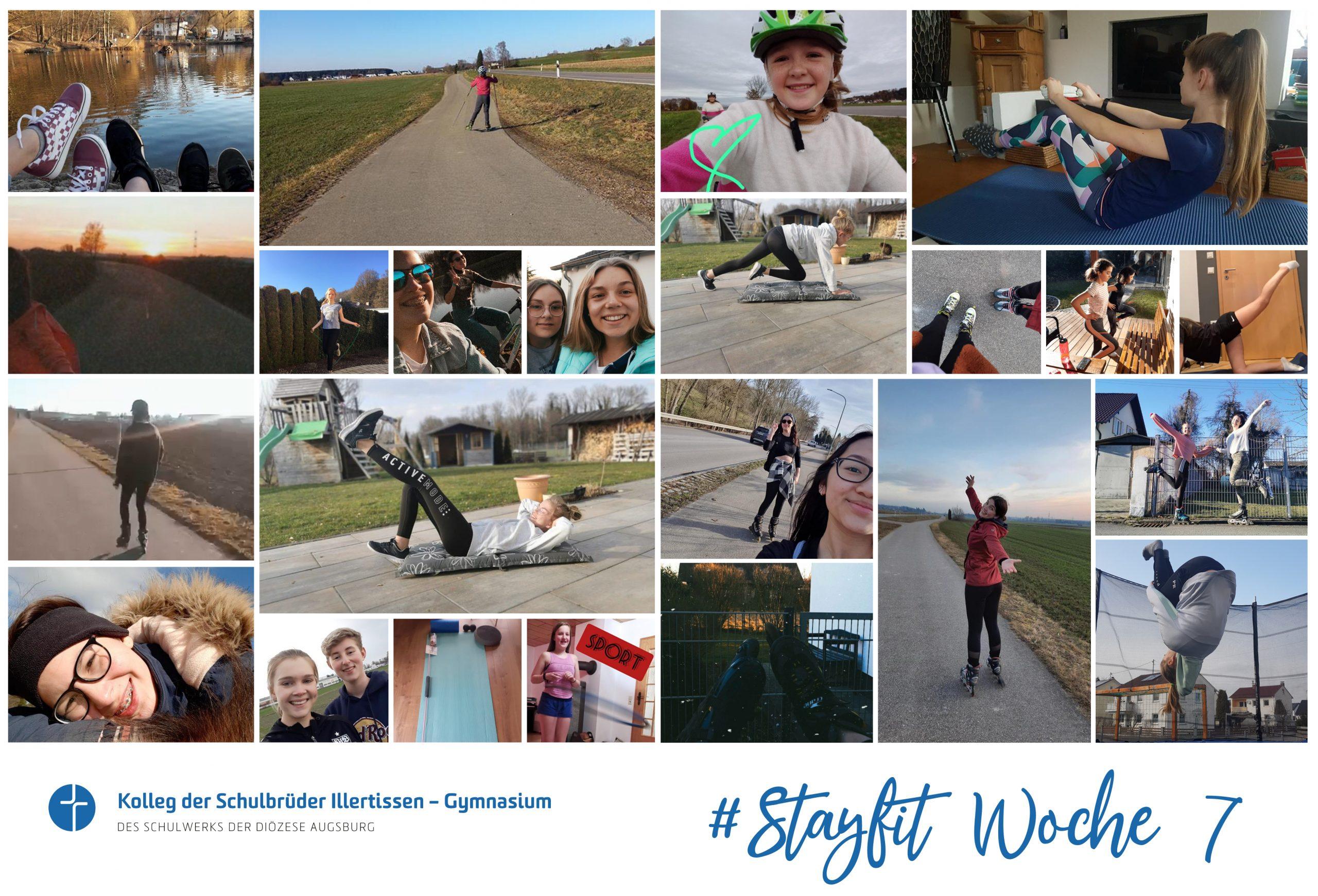 #stayfit Woche 7
