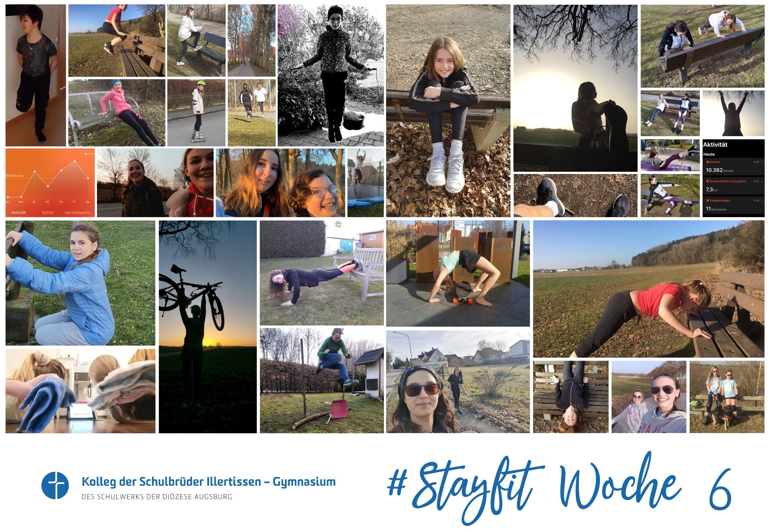 #stayfit Woche 6
