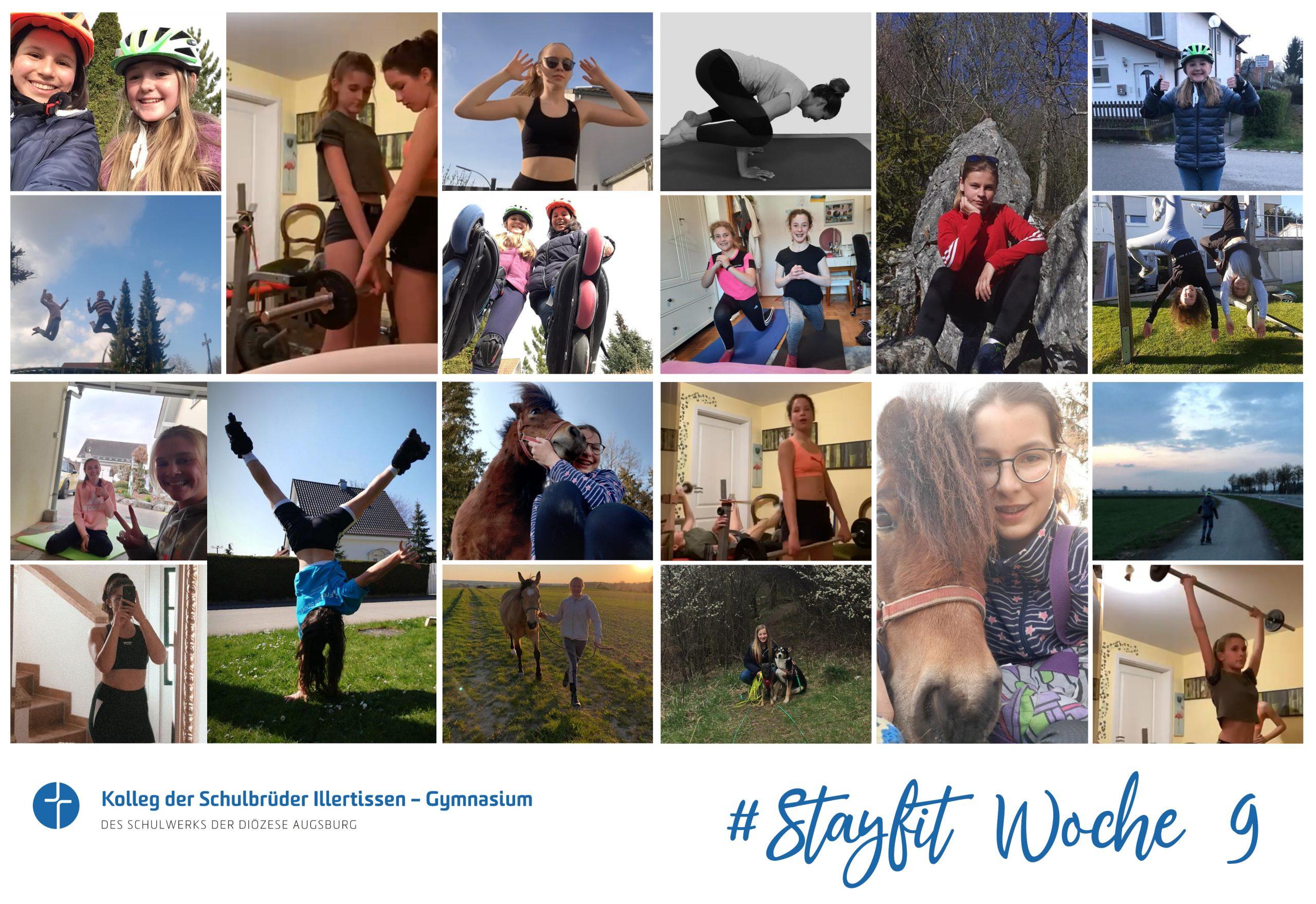 #stayfit Woche 9